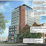 Rendering - Hilton Garden Inn