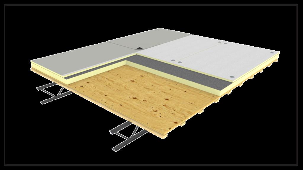 Atlas ACFoam-HD Coverboard-FR